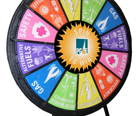 prize wheel graphics