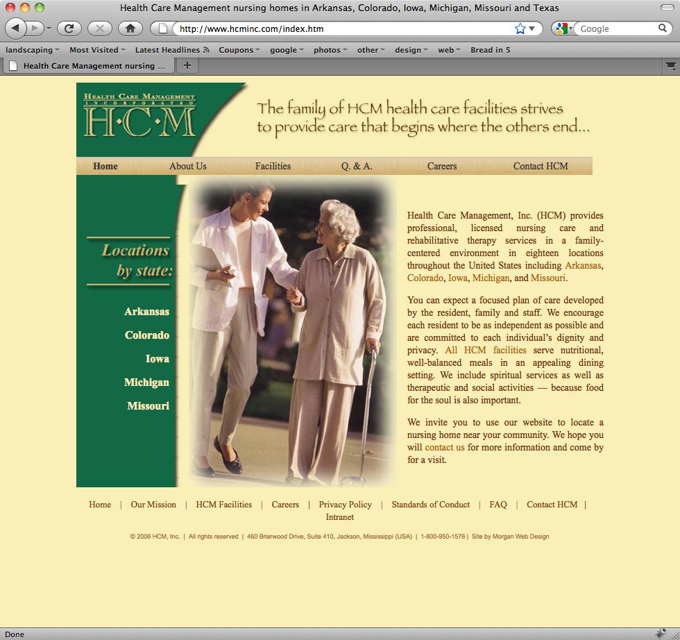 HCM Branding BEFORE